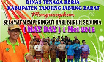 Selamat Hari Buruh Sedunia