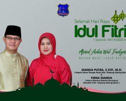 Selamat Hari Raya Idul Fitri Tahun 2020